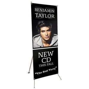 "Tripod Banner Display Kit (24"" x 48"")"