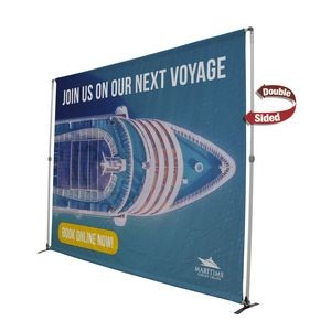 8' Bravo Expanding Display Kit (single-sided)